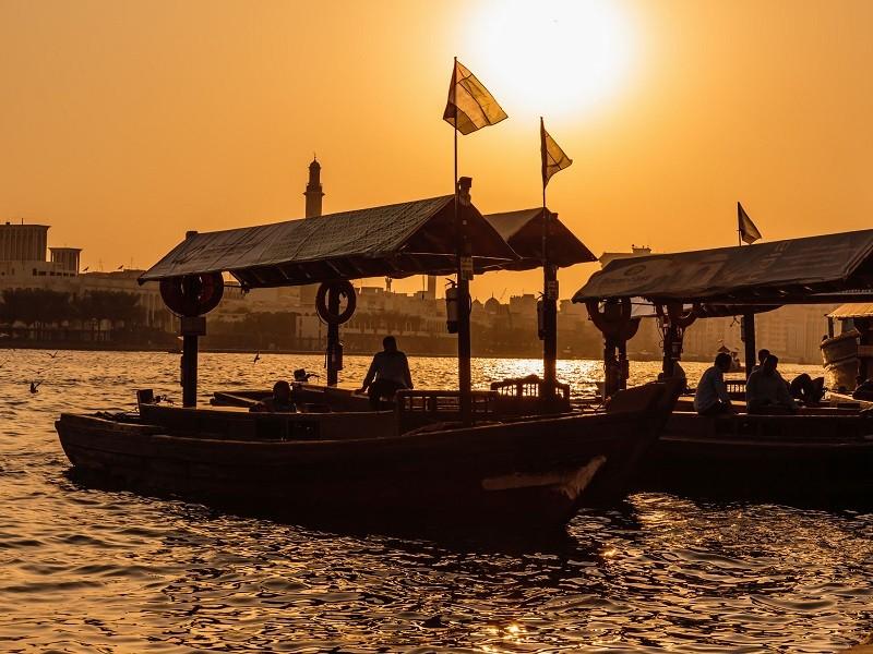 تاریخچه نهر دبی