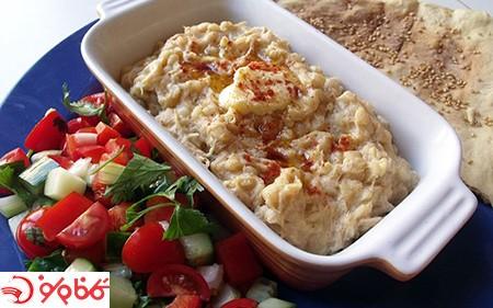 معرفی غذای سنتی ارمنستان