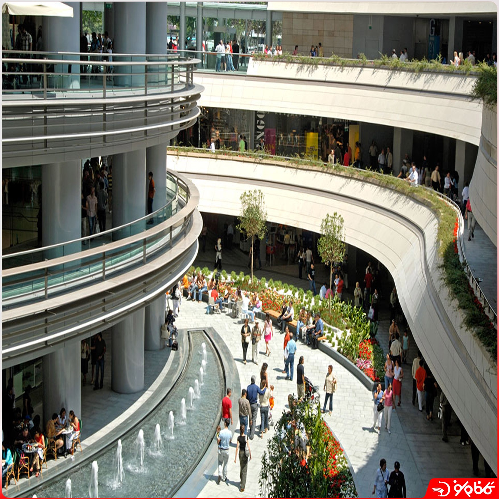 مرکز خرید کانیون - KANYON