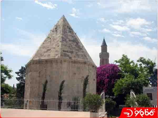 مقبره Turbes -