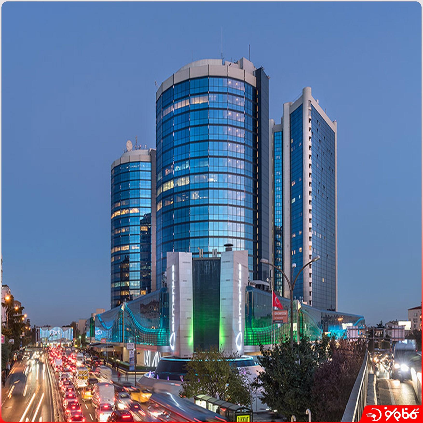 مرکز خرید آک مرکز - AKMERKEZ