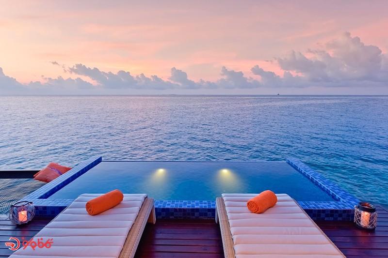 رزرو آنلاین هتل مالدیو