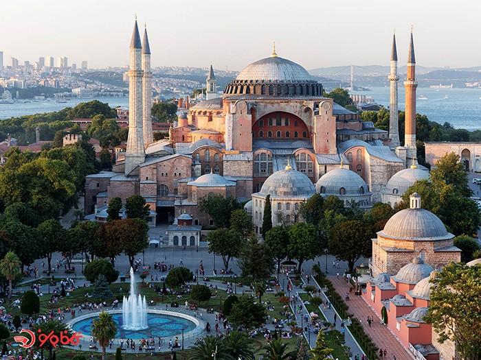 مسجد ایا صوفیه