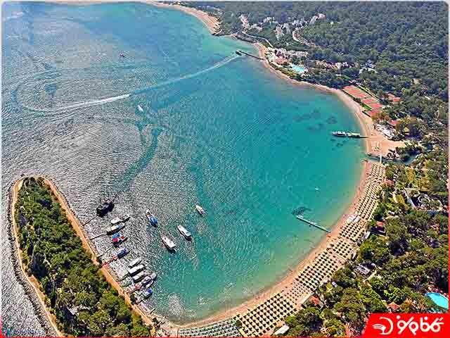 ساحل کِمِر - Kemer