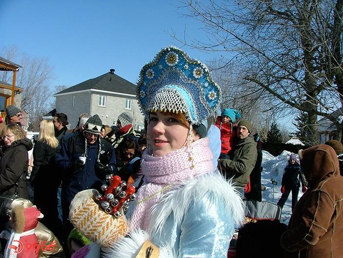 رسم مردم روسیه