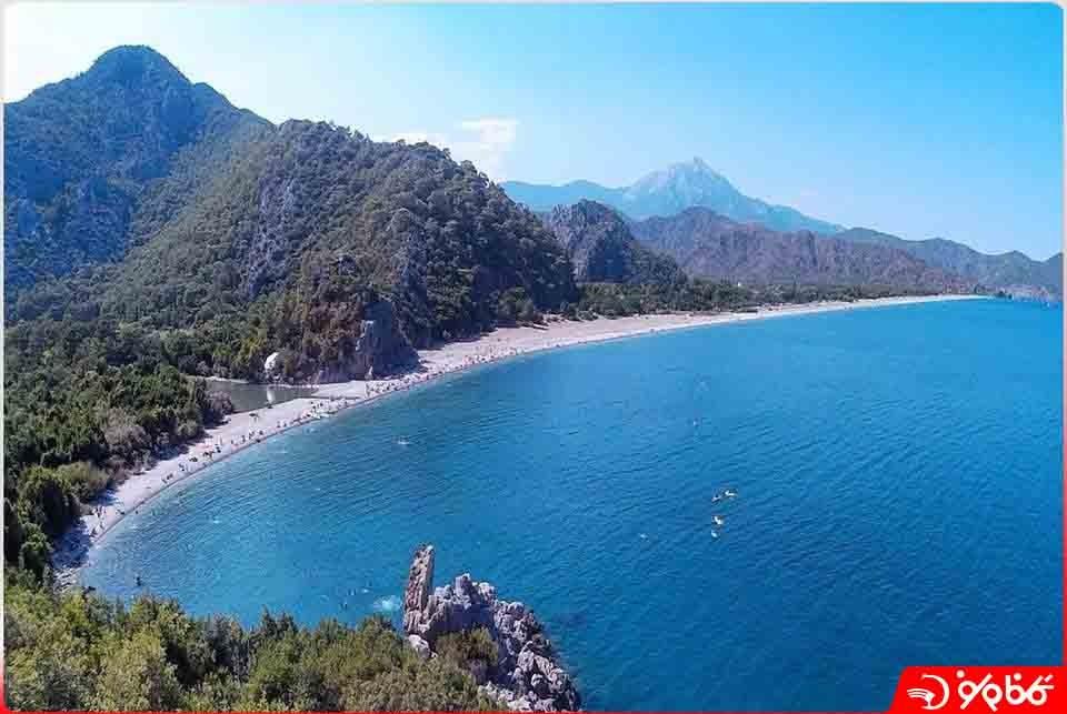 ساحل الیمپوس -  Olympos
