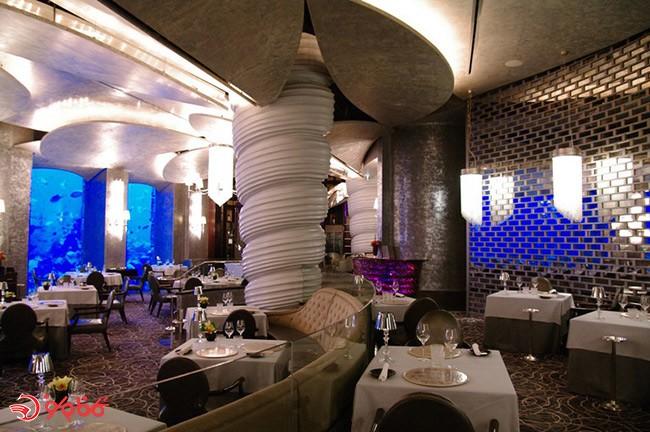 رستوران اسیانو