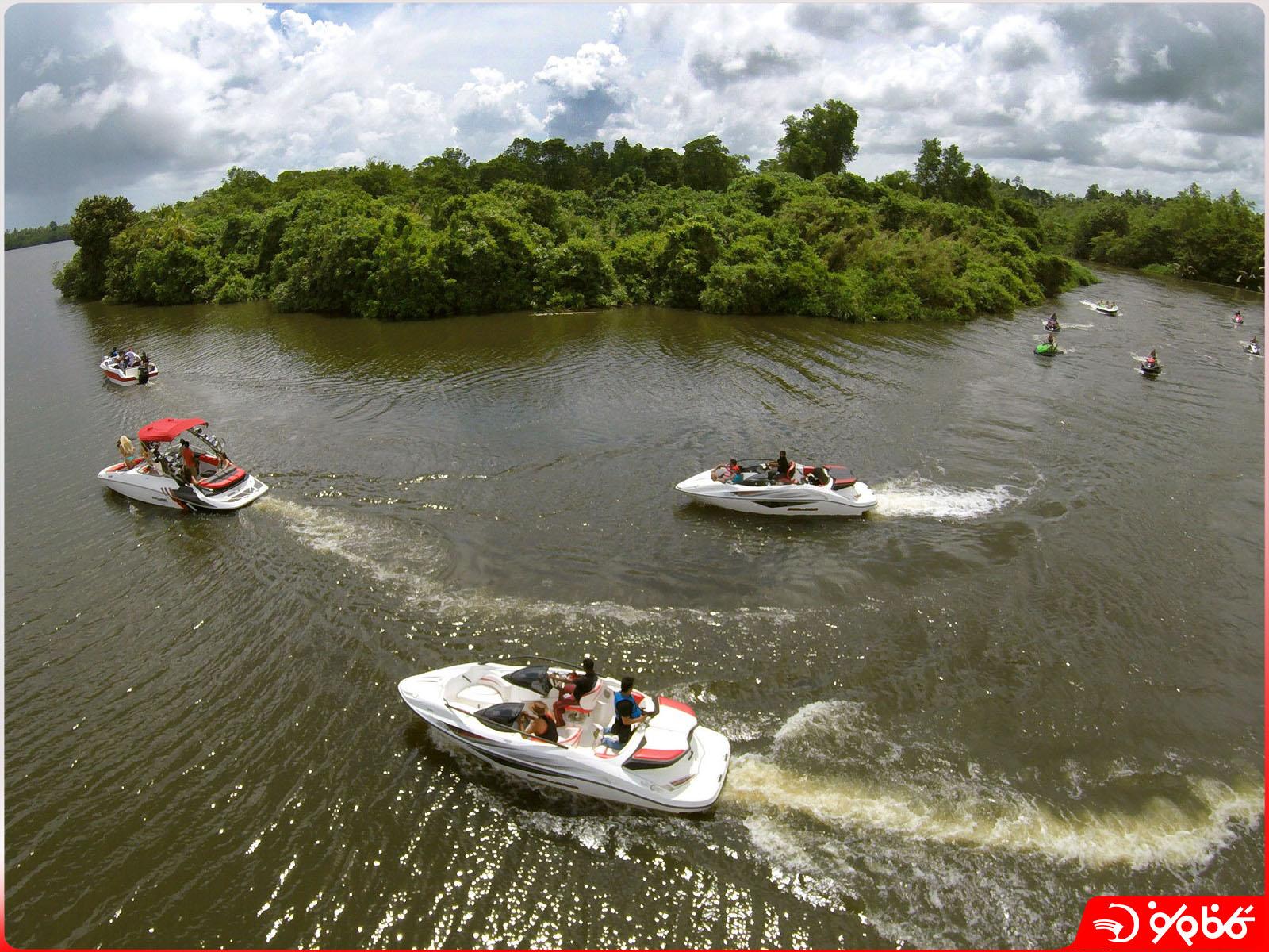 گشت رودخانه بنتوتا