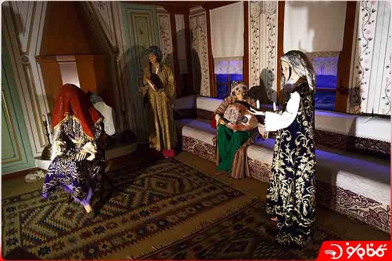 موزه سونا اینان کرک - Suna Inan Kirac Kaleci