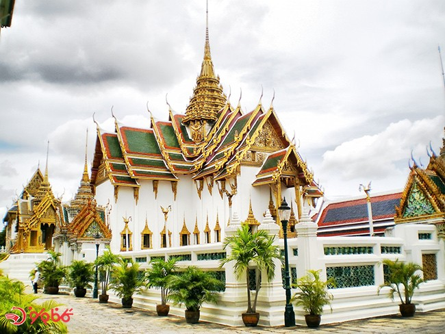 کاخ وات فو و وات آرون