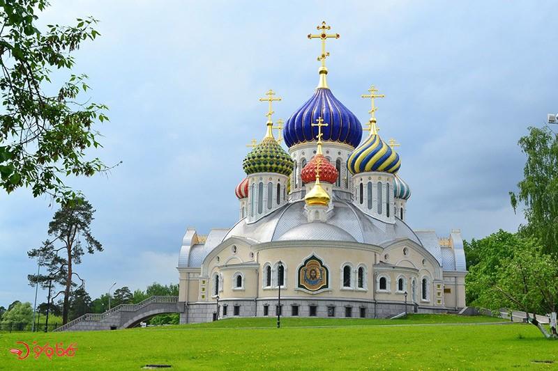 مکان های مذهبی در روسیه