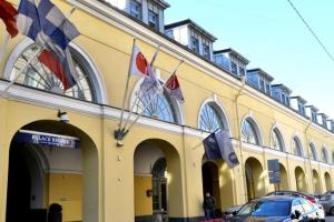هتل سولو سوکوس پالاس بریج سنت پترزبورگ