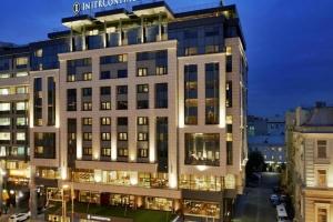 هتل اینترکنتیننتال مسکو