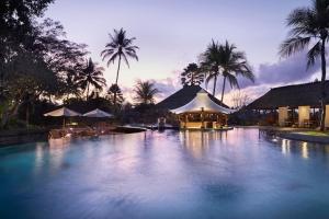 هتل کاماندالو اوبود بالی