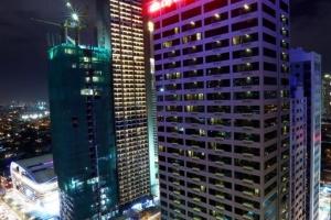 هتل سیتی گاردن گرند مانیل