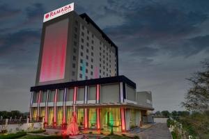 هتل رامادا پلازا بای ویندهام آگرا