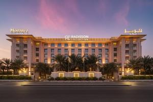 هتل رادیسون کالکشن مسقط هورموز گرند