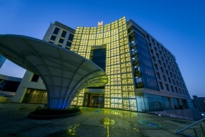 هتل گرند میلینیوم مسقط