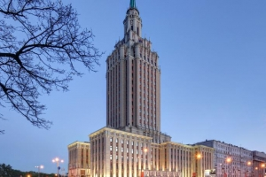 هتل هیلتون مسکو