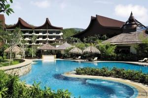 هتل شانگری لاس راسا سایانگ و اسپا پنانگ