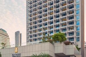 هتل پن پاسیفیک اورچارد سنگاپور