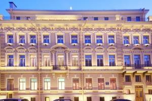 هتل دومینا پرستیژ سنت پترزبورگ