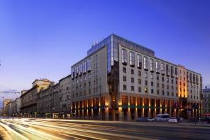 هتل شرایتون پالاس مسکو