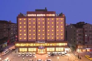 هتل اوزکایماک قونیه