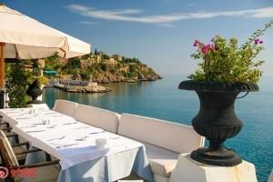 با 6 رستوران برتر آنتالیا آشنا شوید