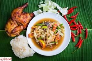 همه چیز درباره فرهنگ غذا در تایلند