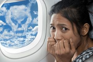 8 روش غلبه بر ترس از پرواز