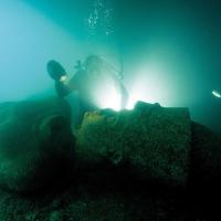 هراکلیون: شهر یونانی که برای 1300 سال زیر آب پنهان ماند