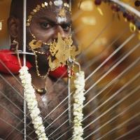 جشن تایپوسام هندو ها؛ فستیوالی همراه با سوراخ کردن بدن