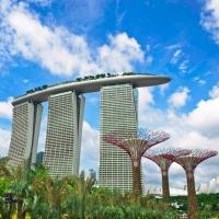 معمای معماری خارق العاده برج مارینا بی سندز سنگاپور