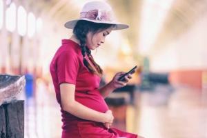 نکات ضروری پرواز برای خانم های باردار