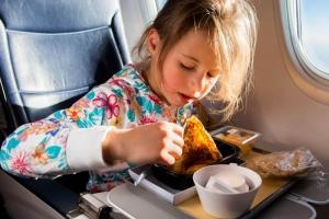 همه آنچه درباره غذای داخل پرواز نمی دانید