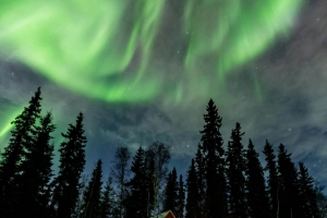 بهترین نقاط روسیه برای تماشای شفق قطبی