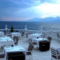 پنج رستوران برتر آنتالیا
