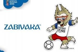 زابیواکا نماد جام جهانی روسیه 2018
