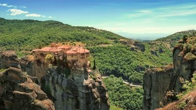 صومعه مته اورا یونان