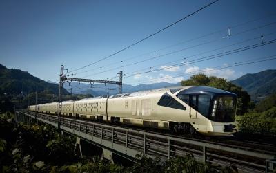 شیکی شیما لوکس ترین قطار در ژاپن