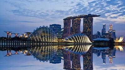 تایم لپس سنگاپور